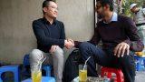CEO Google ngồi vỉa hè uống trà đá với Nguyễn Hà Đông