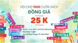 Hội chợ sách đồng giá 25 ngàn – Lần đầu tiên tại Nam Định