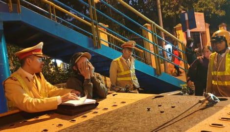 Nam thợ xây bị phạt 7 triệu đồng sau liên hoan tất niên cuối năm