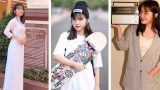 Nữ sinh 10x Nam Định xinh đẹp hát rap cực đỉnh