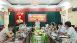 Huyện Giao Thủy triển khai các biện pháp cấp bách phòng, chống dịch Covid -19