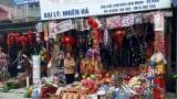 Vụ Bản: Chợ quê những ngày giáp Tết