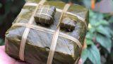 Chàng trai Nam Định trổ tài gói bánh chưng mini bằng bao diêm hot nhất mạng xã hội