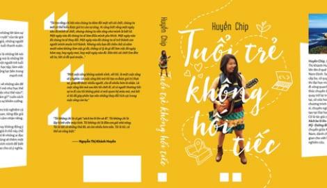 Sách mới của cô gái Nam Định-Huyền Chip liệu có gây sốc?