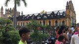 Người dân Nam Định xót xa nhìn ngôi nhà thờ cổ 130 tuổi bị cháy rụi trong đêm
