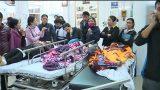 Thông tin mới vụ sập lan can trường học khiến 16 học sinh bị thương