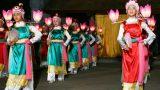Múa bài bông: Loại hình nghệ thuật độc đáo thời Trần