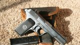 Thiếu niên suýt chết thảm vì đem súng của ông nội đi khoe