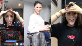 """Hoa hậu Kỳ Duyên bị nghi livestream quảng cáo hàng """"rởm"""", gặp ngay Trang Trần """"bắt bài"""""""