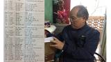 """PGS Bùi Hiền lí giải vì sao thay đổi """"tiếq Việt"""" thành """"tiếw Việt"""""""