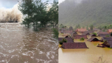 Năm 2017: Hơn 14,6 nghìn tấn gạo hỗ trợ Nam Định và địa phương khắc phục hậu quả thiên tai