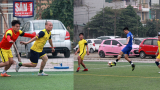 Cúp bóng đá Báo chí các tỉnh thành lần 3: Nam Định nhận giải thưởng lớn