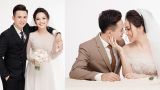 Ảnh cưới ngọt ngào của top 10 Hoa Hậu Việt Nam và hot boy Nam Định