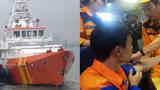 Hải Hậu: Cứu sáu thuyền viên trên tàu bị hỏng máy sắp chìm