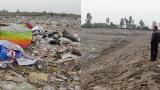 Bãi rác thải lớn nhất TP Nam Định gây ô nhiễm: Người dân sống khổ