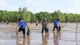 Thanh niên tiên phong thích ứng với biến đổi khí hậu
