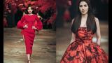 """Đến tận ngày cuối cùng của năm 2017, Hoa hậu Kỳ Duyên vẫn """"phá đảo"""" show diễn của NTK Đỗ Mạnh Cường"""
