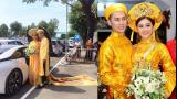Đây là lý do khiến đám cưới Lâm Khánh Chi và chú rể quê Nam Định 'hot' nhất showbiz Việt