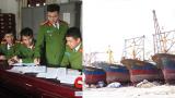 Bộ Công an lập chuyên án về tàu vỏ thép bị hư hỏng