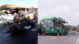 13 người tử vong trong xe khách- vụ tai nạn thảm khốc nhất năm 2017