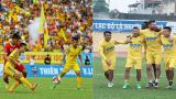 Chiều nay Nam Định sẽ có trận đấu với FLC Thanh Hóa trên sân Thiên Trường