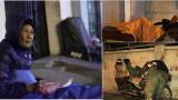 Góc khuất của bà cụ quê Nam Định và những mảnh đời cơ cực trong cái rét căm căm