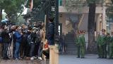 An ninh thắt chặt trước giờ ông Đinh La Thăng và đồng phạm lãnh án