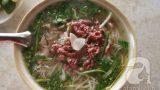 Cách làm phở bò Nam Định thơm ngon, hấp dẫn nhất tại nhà