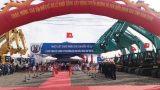 Nam Định: Khởi công đường bộ ven biển gần 2.700 tỷ đồng