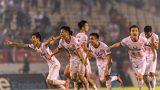 CLB Nam Định nhận thưởng khi đánh bại Hà Nội B, trụ hạng thành công
