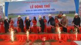 Đầu tư gần 5.000 tỷ đồng xây dựng đường trục kết nối phát triển kinh tế biển Nam Định