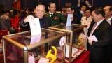 Công bố 200 người trúng cử Trung ương khóa XII