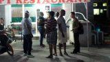 Gần trăm cảnh sát phong tỏa 'phố châu Phi' ở Sài Gòn
