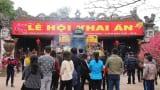 Lễ hội đền Trần Nam Định sẽ diễn ra trong 6 ngày