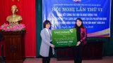 VCB Nam Định tặng phụ nữ nghèo 30 triệu đồng đón Tết