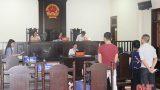 5 đối tượng ở Nam Định Vào Huế tham quan du lịch, tiện đường ghé Hà Tĩnh… trộm tài sản!