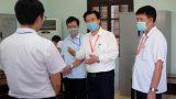 Nam Định Đảm bảo an toàn sức khỏe cho cán bộ chấm thi