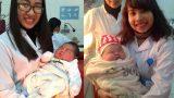 Bé trai nặng kỷ lục 6,1 kg chào đời ở Nam Định