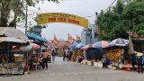 """Nam Định: Đìu hiu khách trước phiên chợ """"mua may, bán rủi"""""""