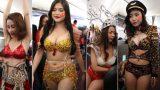 """Xác minh vụ VietJet Air """"chiêu đãi"""" U23 VN bằng màn bikini phản cảm"""