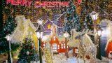 Chùm ảnh nhà dân đầu tư cả chục triệu đồng trang trí Noel