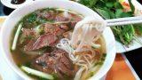 Xôi xíu và phở bò áp chảo nổi tiếng ở Nam Định