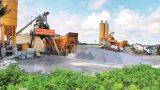Nam Định: Trạm trộn bê tông Công Tới đe dọa hành lang đê sông Hồng