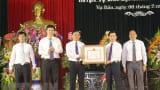 Huyện Vụ Bản của tỉnh Nam Định đạt chuẩn nông thôn mới