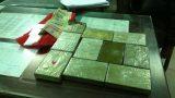 Bắt giữ 10 bánh heroin Khi đang trên đường từ Điện Biên về Nam Định tiêu thụ
