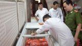 Nam Định: Thu giữ hơn 1,5 tấn hàng hóa không rõ nguồn gốc