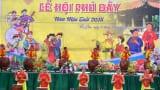 Khai mạc Lễ hội Phủ Dầy Nam Định