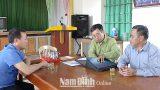 Nam Định: Hiệu quả từ đề án xây dựng nếp sống văn minh ở Xuân Trường