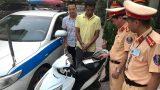 Nam Định : Phát hiện, xử lý trên 15 nghìn trường hợp vi phạm trật tự an toàn giao thông