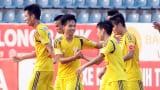 Vòng 5 hạng Nhất: Nam Định giữ vũng ngôi đầu